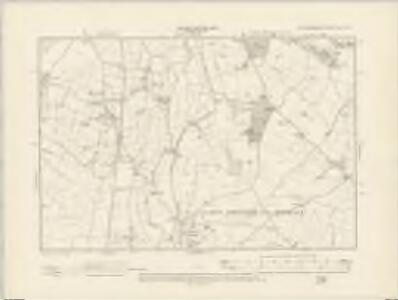 Staffordshire XLIV.NE - OS Six-Inch Map