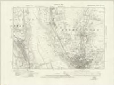 Monmouthshire XVII.NE - OS Six-Inch Map