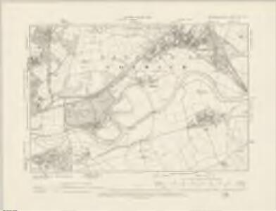 Nottinghamshire XLII.NE - OS Six-Inch Map
