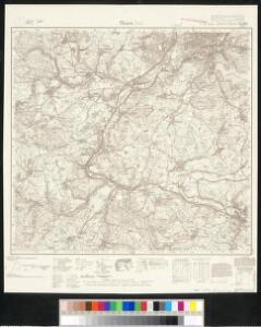 Meßtischblatt 5538 : Plauen (Süd), 1944