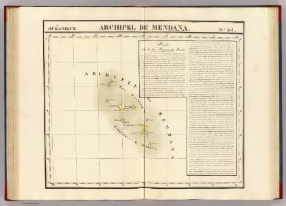 Archipel de Mendana. Oceanique no. 34.