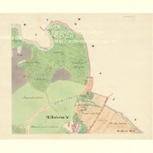 Millokoscht - m1800-1-002 - Kaiserpflichtexemplar der Landkarten des stabilen Katasters