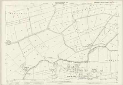 Lincolnshire CXLIV.13 (includes: Tydd St Giles; Tydd St Mary) - 25 Inch Map