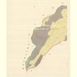 Petersdorf (Petrowice) - m0900-1-005 - Kaiserpflichtexemplar der Landkarten des stabilen Katasters