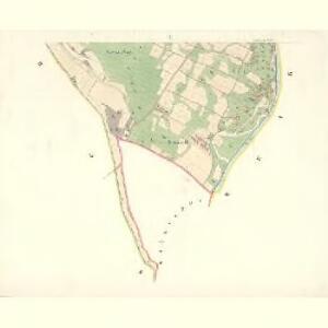 Reitendorf (Reypotin) - m2561-1-009 - Kaiserpflichtexemplar der Landkarten des stabilen Katasters