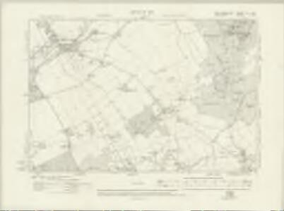 Hertfordshire XL.NW - OS Six-Inch Map