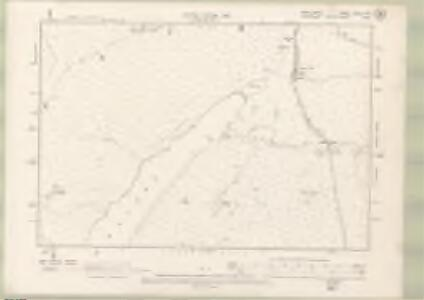 Argyll and Bute Sheet XXXIV.SW - OS 6 Inch map