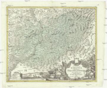 Marchionatus Moraviae circulus Hradistiensis