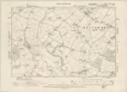 Hertfordshire XXXVIII.NW - OS Six-Inch Map