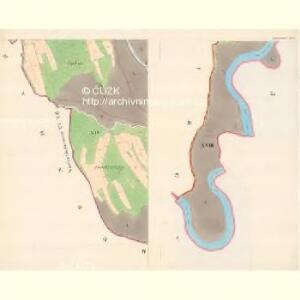 Landshut - m1469-1-016 - Kaiserpflichtexemplar der Landkarten des stabilen Katasters