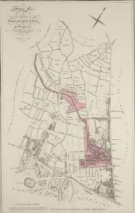 Plan of the parish of PADDINGTON in the County of Middlesex 6