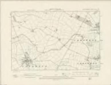 Nottinghamshire XLIII.SW - OS Six-Inch Map