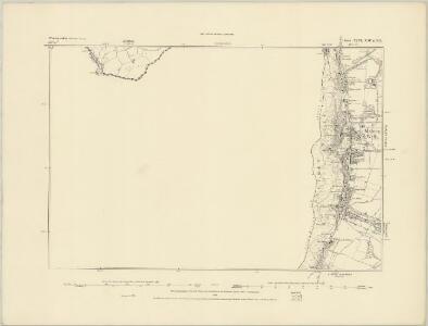Worcestershire XLVI.SE - OS Six-Inch Map