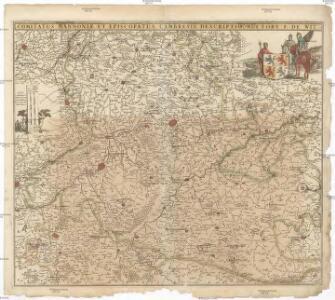 Comitatus Hannoniae et episcopatus Cambresis descriptio