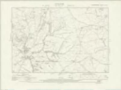 Staffordshire IV.SE - OS Six-Inch Map