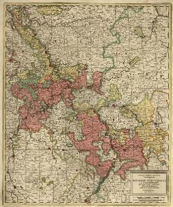 Uterque Rheni Circulus, Superior, et Inferior Electoralis, cum Palatinatu :