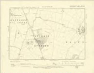 Huntingdonshire XXVI.NE - OS Six-Inch Map