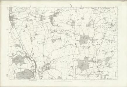 Hertfordshire VIII - OS Six-Inch Map