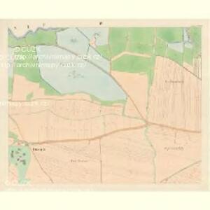Wodnian - c8719-1-003 - Kaiserpflichtexemplar der Landkarten des stabilen Katasters