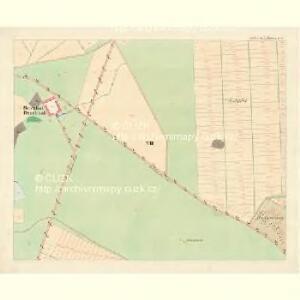 Zischkow (Zischkowe) - m1882-1-006 - Kaiserpflichtexemplar der Landkarten des stabilen Katasters
