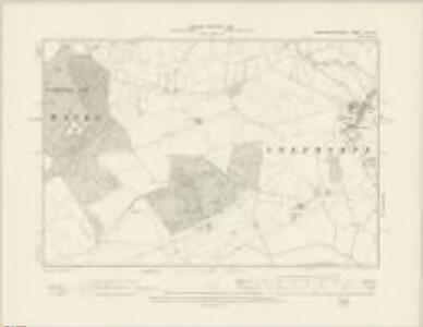Northamptonshire XII.NE - OS Six-Inch Map