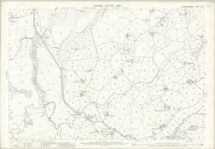 Caernarvonshire XV.15 (includes: Llandwrog; Llanwnda) - 25 Inch Map