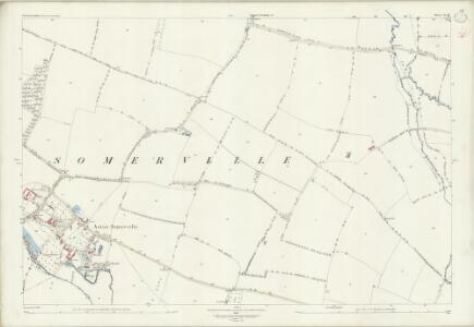 Gloucestershire VI.16 (includes: Aston Somerville; Buckland; Childs Wickham) - 25 Inch Map