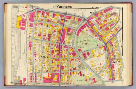 3. Yonkers.