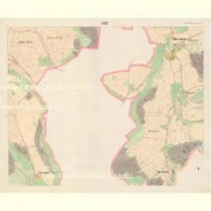 Gross Poreschin - c6026-1-008 - Kaiserpflichtexemplar der Landkarten des stabilen Katasters