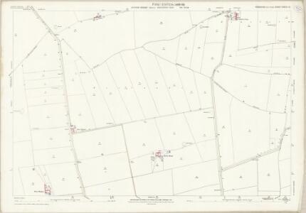 Yorkshire CXXVIII.10 (includes: Bempton; Bridlington; Grindale) - 25 Inch Map