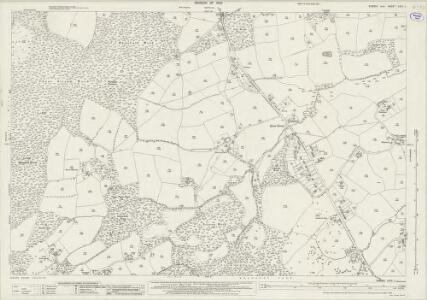 Sussex LVIII.1 (includes: Battle; Westfield) - 25 Inch Map