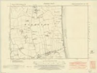 Yorkshire CLXIII.NW - OS Six-Inch Map
