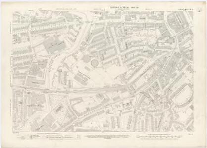 London XII.21 - OS London Town Plan