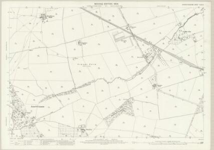 Worcestershire XLVII.5 (includes: Hanley Castle; Little Malvern; Malvern Wells; Welland) - 25 Inch Map