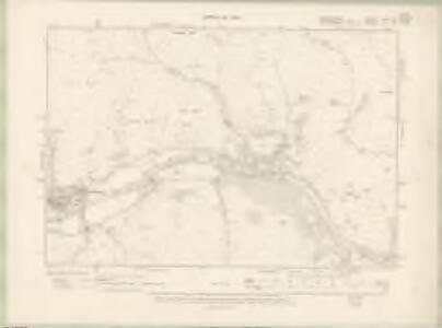 Peebles-shire Sheet XIV.SE - OS 6 Inch map