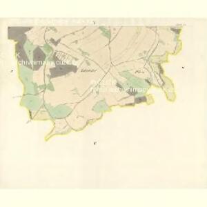 Schlock (Slawkow) - m2774-1-005 - Kaiserpflichtexemplar der Landkarten des stabilen Katasters