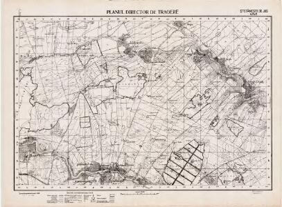 Lambert-Cholesky sheet 4345 (Ștefănești de Jos)