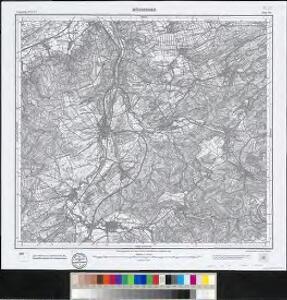Meßtischblatt [7520] : Mössingen, 1911