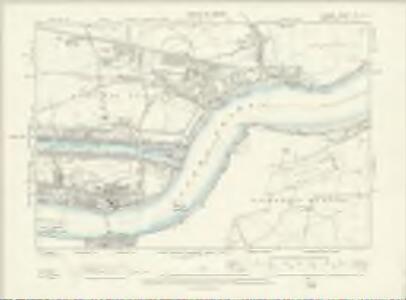 London VIII.SE - OS Six-Inch Map