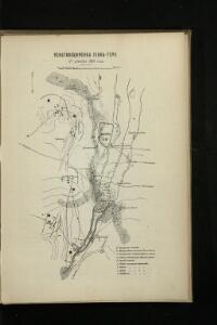 Rekognoscirovka Geok-Tepe 4-go dekabrja 1880 goda