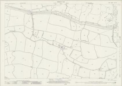 Kent LXXIV.13 (includes: Burmarsh; Lympne) - 25 Inch Map
