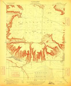 Marysville Buttes
