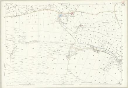 Somerset XLV.11 (includes: Exford; Withypool) - 25 Inch Map
