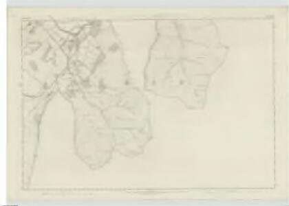 Peebles-shire, Sheet XVIII - OS 6 Inch map