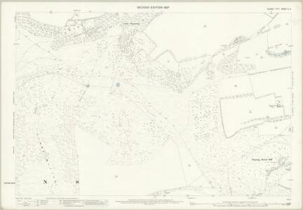 Sussex LI.11 (includes: Findon; Steyning; Wiston) - 25 Inch Map