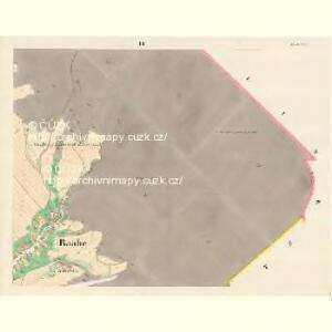 Raabe (Hrabowa) - m0877-1-003 - Kaiserpflichtexemplar der Landkarten des stabilen Katasters