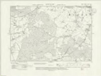 Kent LXXI.NW - OS Six-Inch Map