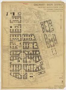 Cincinnati basin district : proposed redevelopment plan