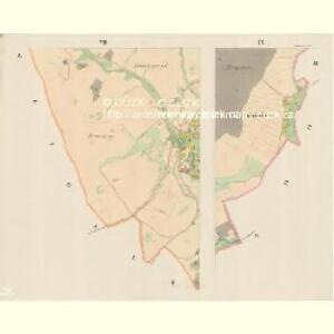 Goldenstein (Golsten) - m0204-2-006 - Kaiserpflichtexemplar der Landkarten des stabilen Katasters