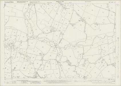 Kent LII.5 (includes: Hunton; Marden; Yalding) - 25 Inch Map